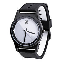 Часы Ziz White в подарочной коробке на силиконовом ремешке и доп. ремешок - R142762