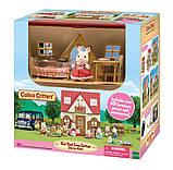 Сільваніан фемелі дім кролика Calico Critters Red Roof Cozy Cottage, фото 4