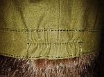 Кепка НАТО из палаточной ткани ОЛИВА, фото 3
