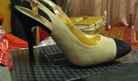 Босоножки туфли от Валентина Юдашкина эко замша 37.5 р отличная удобная стильная модель бежевые с черным