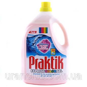 Praktik EXPRESS COLOR Жидкость для стирки 3000 мл
