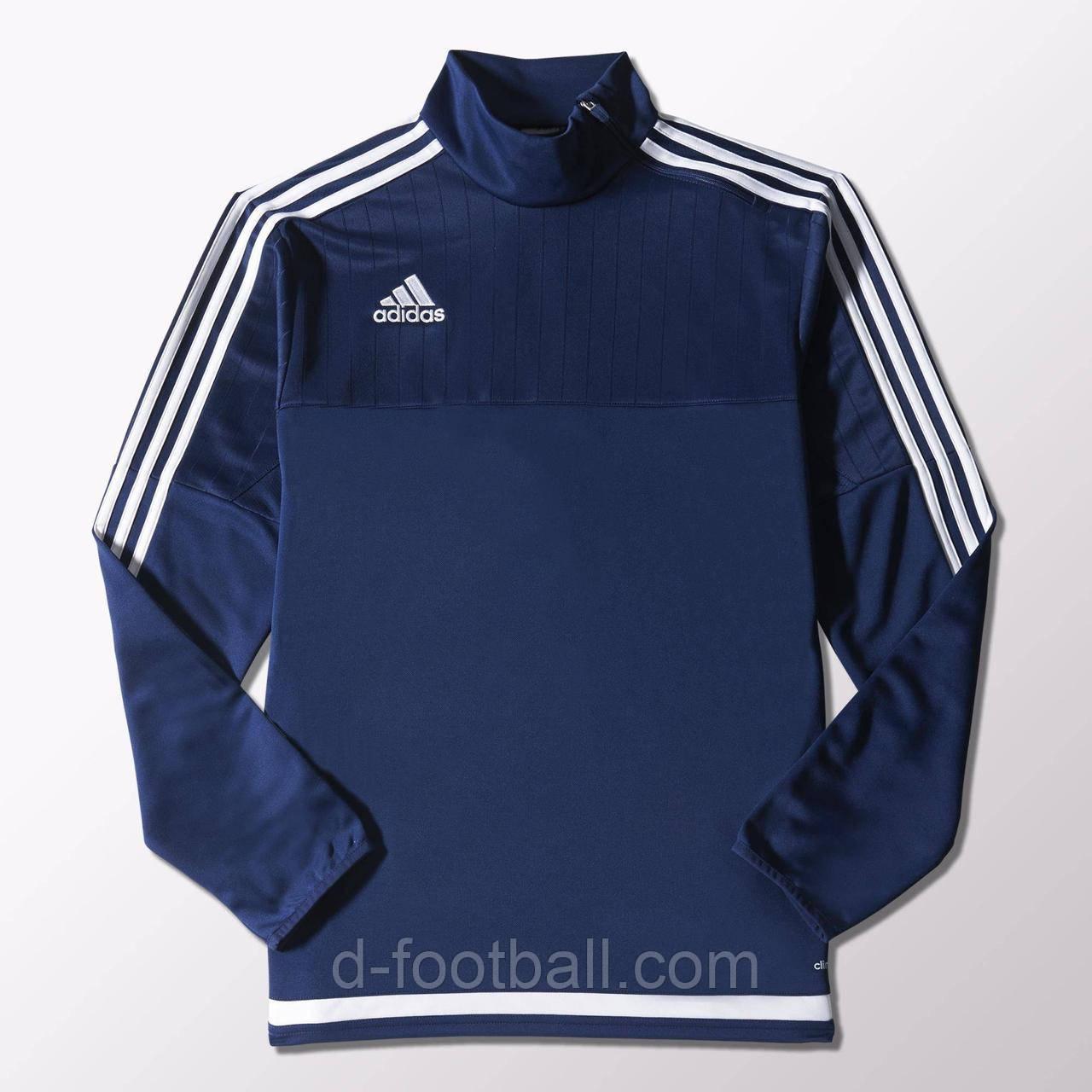 19e5ed24655 Джемпер спортивный тренировочный Adidas TIRO15 TRG TOP S22337 SR ...