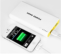 Power Bank 20000 mah 2 USB, фото 1