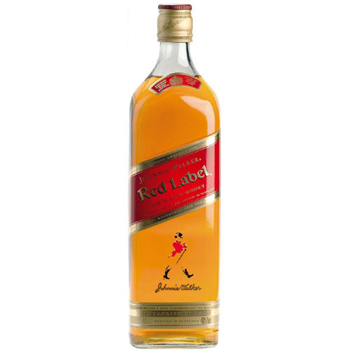 Виски Ред Лейбл Red Label 1L