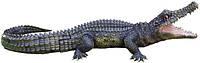 "Садово-парковая фигура ""Крокодил"" 185 см"