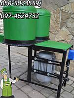 """Универсальный измельчитель 2 в 1, для сочных кормов, травы и стебельчатых кормов """"Пчелка-универсал"""""""