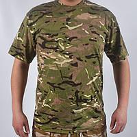 Камуфлированная футболка Мультикам