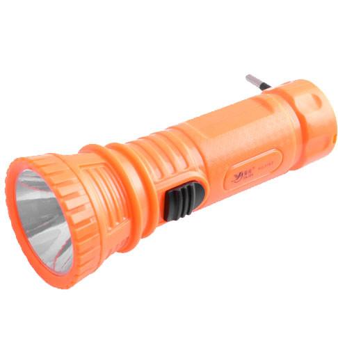 Фонарь пластмассовый аккумуляторный YJ-1163