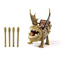 Дракон Сарделька Как приручить дракона Spin Master Dragons