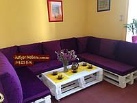 Подушки для углового дивана из поддонов, паллет, фанеры