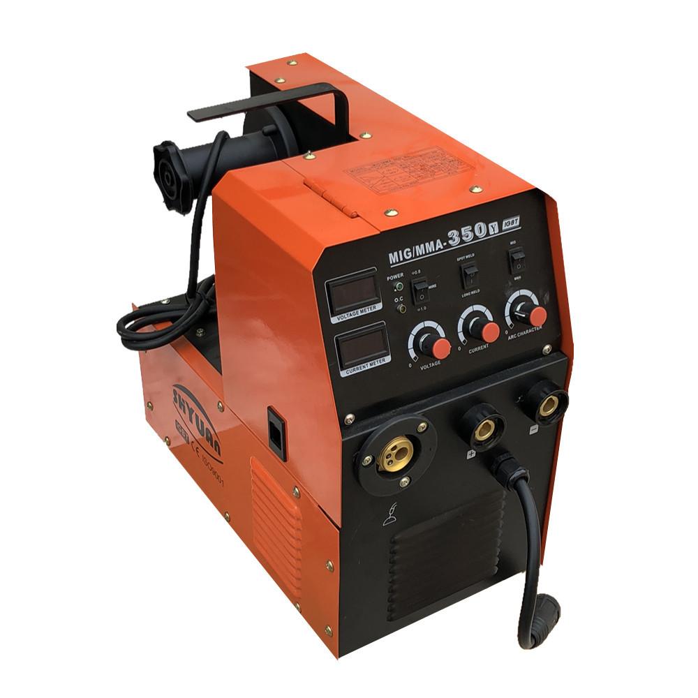 Промышленный сварочный полуавтомат Shuyan MIG/MMA-350 Y3(220v)