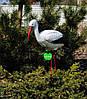 Садовая фигура Семья садовых аистов в гнезде №37, фото 2