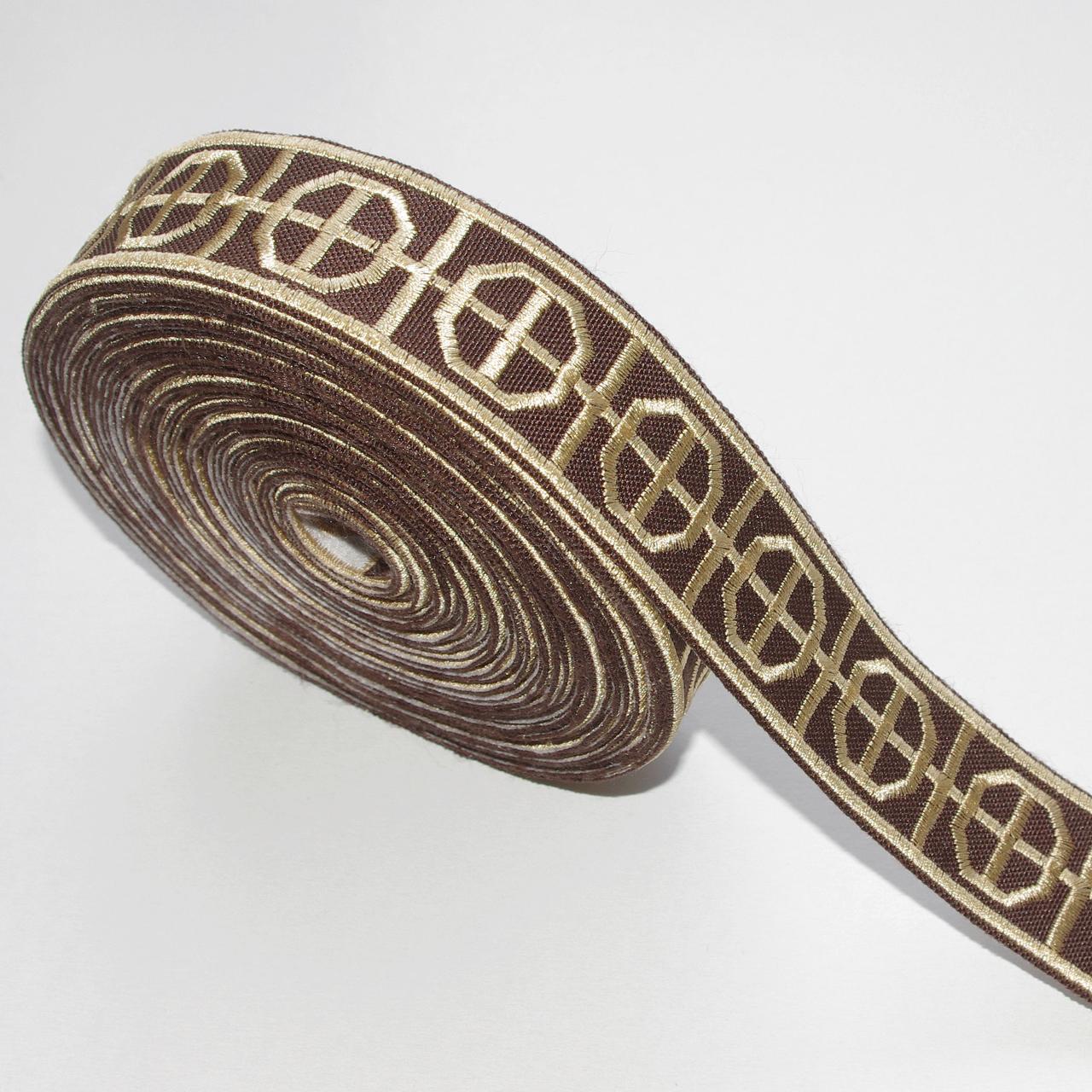 Текстильний бордюр 8173-43 (3,5 см)
