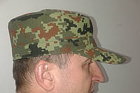 """Кепка НАТО из палаточной ткани """"пиксель"""", К-2"""