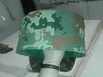 """Кепка НАТО из палаточной ткани """"пиксель"""", К-2, фото 7"""