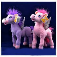 Мягкая игрушка озвученная Пегас №2150,развлекательные игрушки, подарки для малышей, мягкие игрушки животных