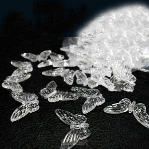 Акриловые кристаллы для штор, декора