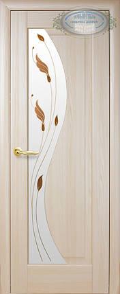 Двери Новый Стиль Эскада + Р1 ясень, коллекция Маэстра Р, фото 2