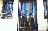 Решетки на двери и окна, фото 1