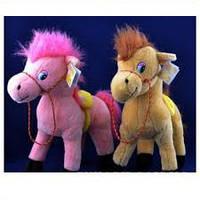 Мягкая игрушка озвученная Пегас №2142,развлекательные игрушки, подарки для малышей, мягкие игрушки животных