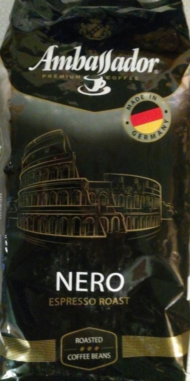 Кофе в зернах Ambassador Nero 1 кг, Кофе в зернах Ambassador Nero 1 кг в Киеве, ambassador nero, ambassador nero 1 кг зерно, амбассадор неро, кофе +в зернах ambassador nero, кофе в зернах ambassador nero 1 кг, кофе в зернах ambassador nero отзывы
