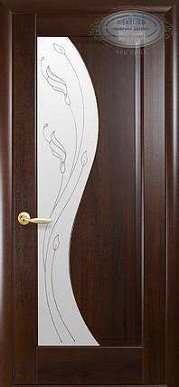 Двери Новый Стиль Эскада + Р2 каштан, коллекция Маэстра Р, фото 2