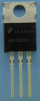 MOSFET N-канал Fairchild HRF3205 TO220AB