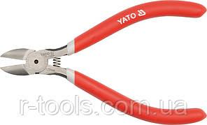 """Бокорезы для нарезки кабеля 5"""" L=125 мм Yato YT-1954"""