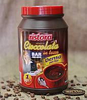 """Горячий Шоколад в Банке Ristora Bar """"Cioccolata"""" 1кг. Италия"""