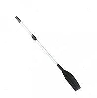 Весло стандартное Kolibri 1.7 м с цанговой муфтой (в сборе) черное (12.005.62)