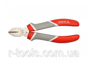 Бокорезы никелированные l=160 мм Yato YT-2036