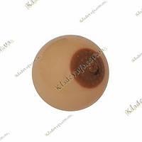 Мячик анти-стресс Женская грудь  5.5 см, фото 1