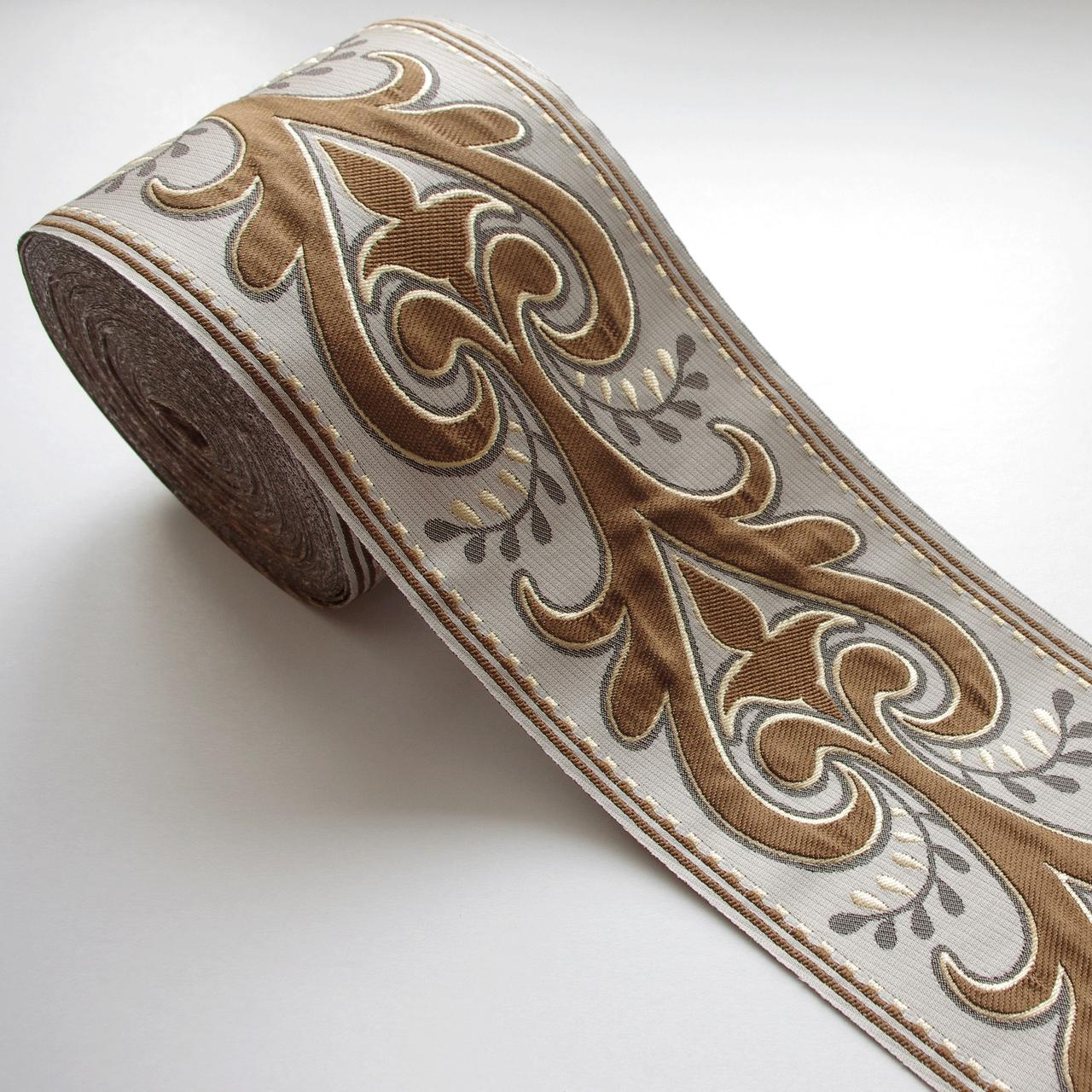 Текстильный бордюр YGH 0724-13 (14 см)