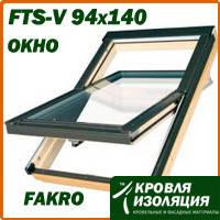 Мансардное окно Fakro FTS-V 94х140