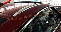 Рейлинги на крышу для BMW X6 F-16 2014+