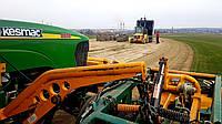 Мы начали резать и отгружать рулонный газон