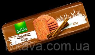 Печенье  Gullon Cinnamon Crisps , 235 гр
