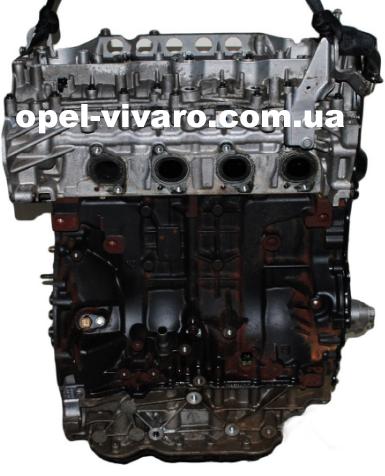 Двигун 2.3 DCI M9T 680 107 кВт Renault Master III 2010-2018