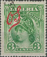 Либерия 1903-1904