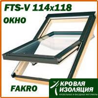 Мансардное окно Fakro FTS-V 114х118