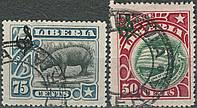 Либерия 1906