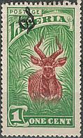 Либерия 1918