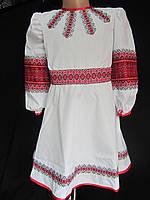 """Платье для девочки """"Маленькая пани"""", 98-104 рост, 220/160 (цена за 1 шт. + 60 гр.)"""