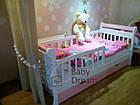 Детская кровать для девочки Miss Secret от 3 лет, фото 3
