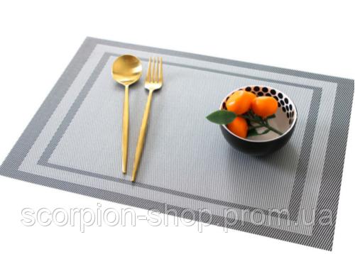 Салфетки сервировочные под тарелки (45*30 см) 4 шт в упаковке