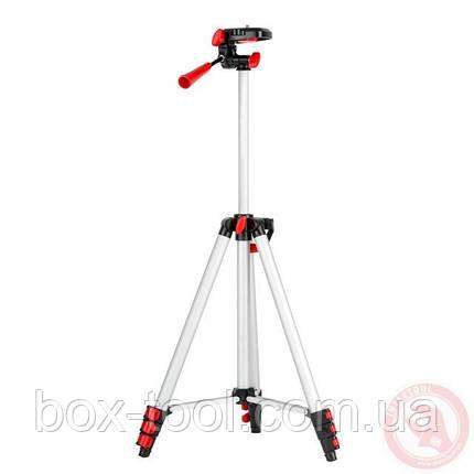 Штатив 1.3 м для лазерного уровня MT-3051, MT-3052 INTERTOOL MT-3053, фото 2