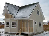 Строим летние дома по каркасной технологии