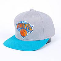Снепбек Liberty New York Knicks серый, фото 1
