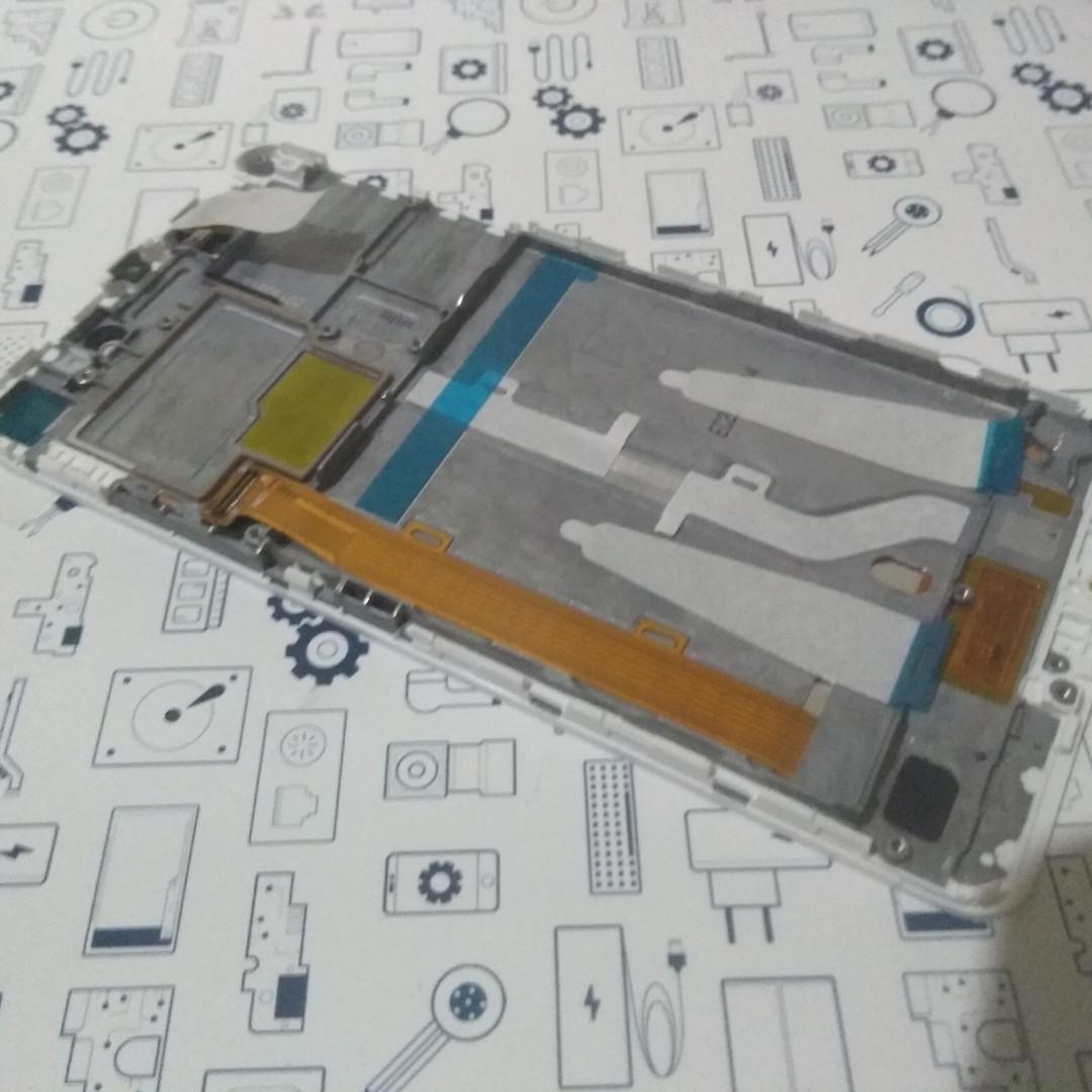 New. Lenovo S60 дисплей (модуль) в корпусе Белый
