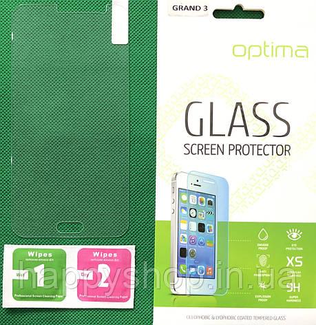 Защитное стекло Samsung Galaxy Grand 3 G7200, фото 2